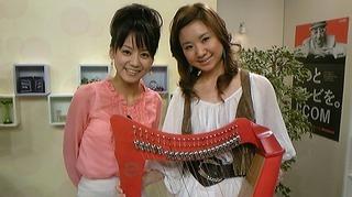 松岡みやびさん(右)(左 ピンクの服は土屋晴乃さん).jpg